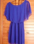 NOWA śliczna szyfonowa sukienka