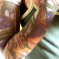rękawki tatuaże SLEEVES TATTOO