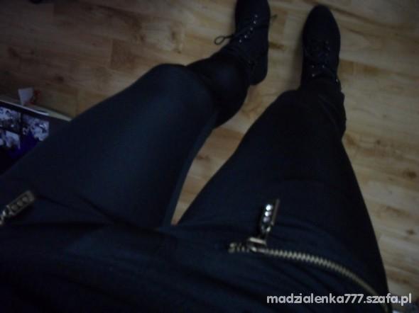 legginsy zip