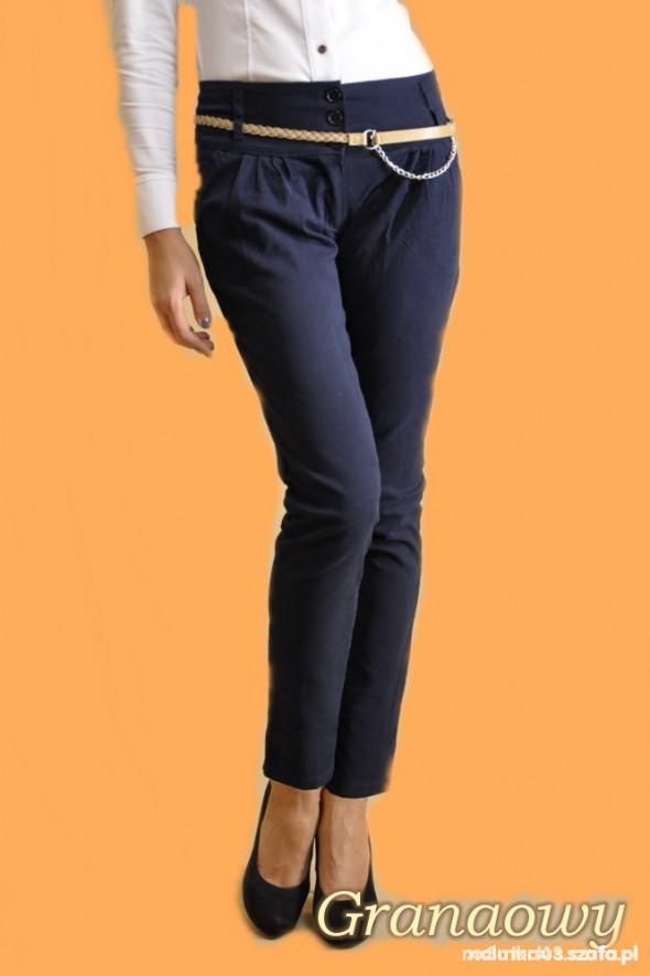 spodnie różne kroje