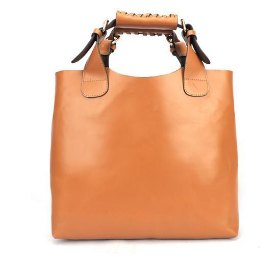504c8ca983c06 brązowa torba shopper bag HIT gwiazd i blogerek w Torebki na co ...