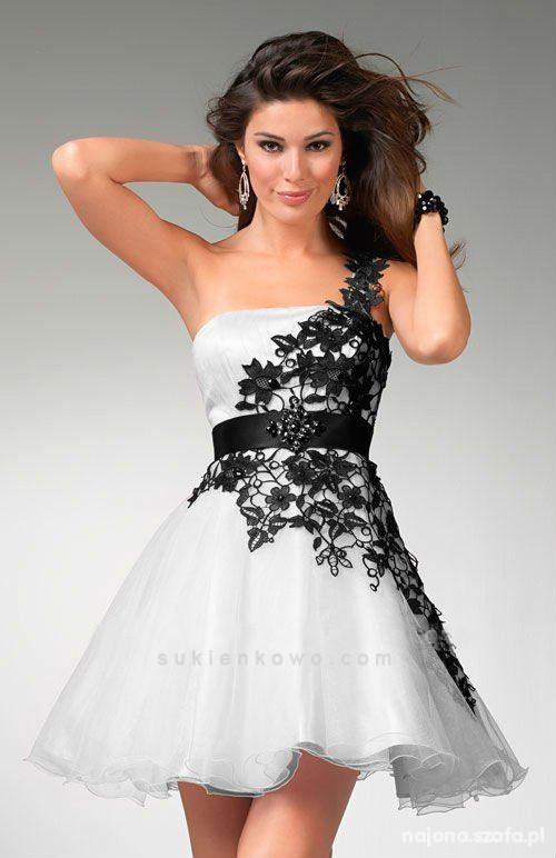 bialo czarna