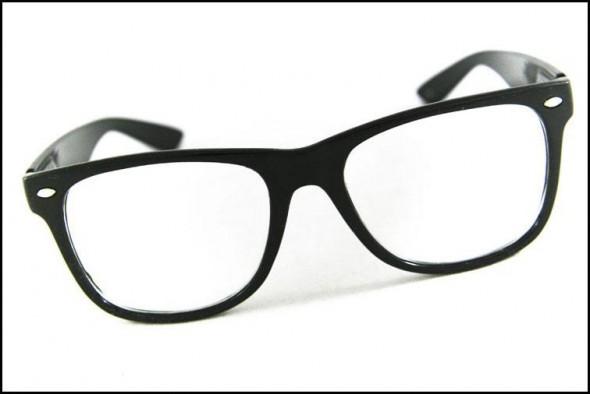 Okulary Nerdy HM z przesyłką
