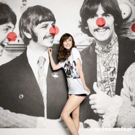 T shirt The Beatles by Stella McCartney...