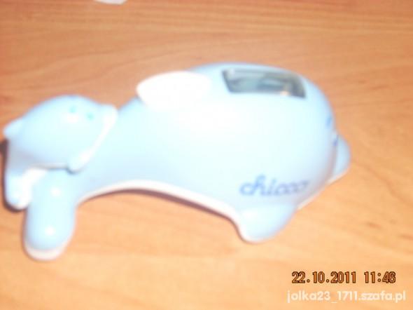 Zabawki zabawka do kapieli z termometrem
