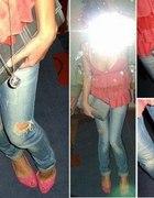 spodnie bersha