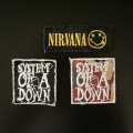 naszywki Nirvana System of a Down
