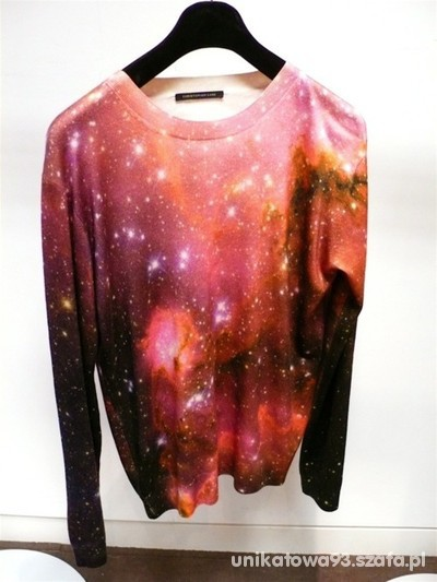 galaktyczny sweterek