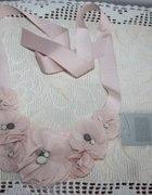 Pudrowo różowy H M