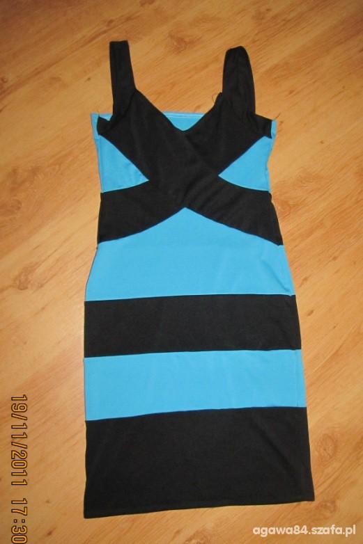 Sukienka bandażowa uniwersalna