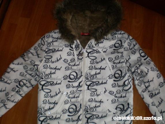ulubiona ciepła bluza kurtka
