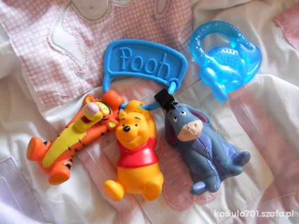 Zabawki DISNEY kubuś i przyjaciele dla maluszka