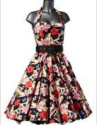 Sukienka lata 80...