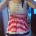 Marynarska sukieneczka