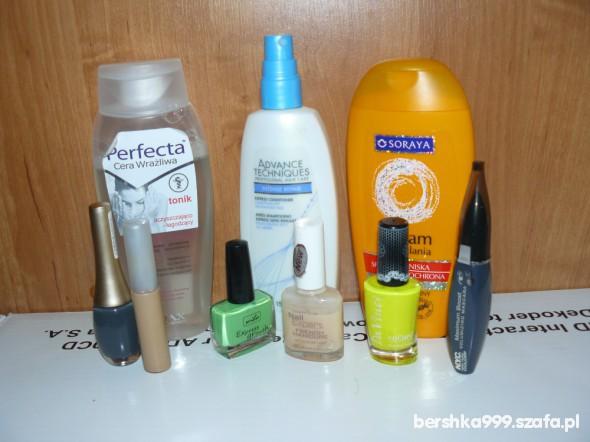 Zestawy zestaw kosmetykow