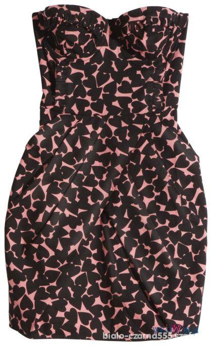 Cudowna sukieneczka H&M
