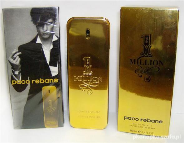 Perfumy 1 Million Paco Rebane PROMOCJA ŚWIĄTECZNA PREZENT