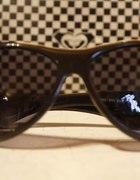 ROXY brazowe okulary przeciwsłonecne