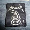 Naszywka Metallica