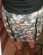 Spódniczka floral ZARA...