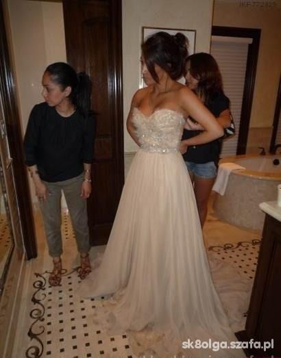 boska suknia ślubna