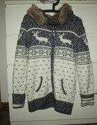 sweterek świąteczny...