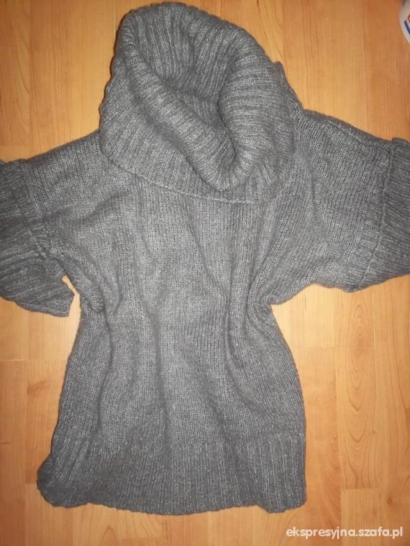 Swetry Obszerny i ciepły na zimę