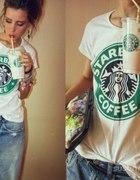 Starbucks Tshirt