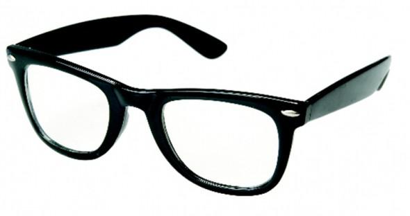 Okulary Nerdy