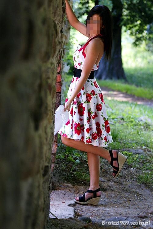 Na specjalne okazje Sukienka w maki