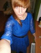 Moja sukienka na sylwestra