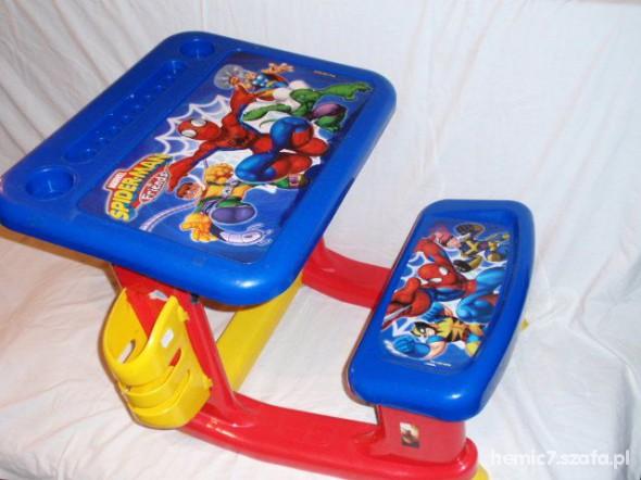 Zabawki Biurko SPIDERMANA