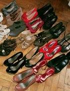 Kolekcja butów