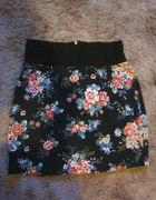 spodnica floral