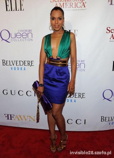 Eleganckie Afrodyta w sukience Gucci