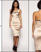 KAREN MILLEN Luksusowa sukienka UK16...