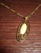 złoto z motywem greckim