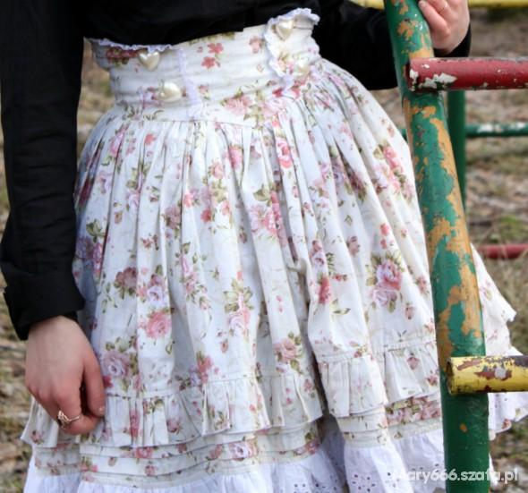 floral skirt Infanta