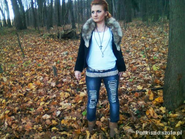 Mój styl Jesiennie