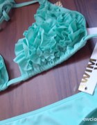 bikini cubus falbanki 36 kolor mint