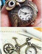 zegarki na łańcuszkach