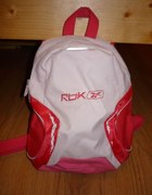 Plecak różowy reebok...