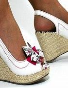 moje sandałki piękne...