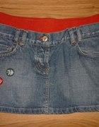 Spódniczka jeansowa Pimkie...