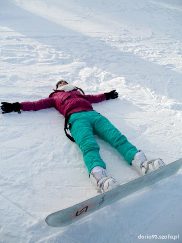 Sportowe zimaaaa
