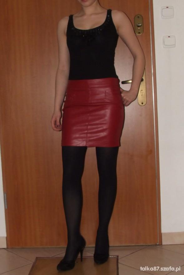 Mój styl black red white