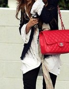 RED BAG CHANEL
