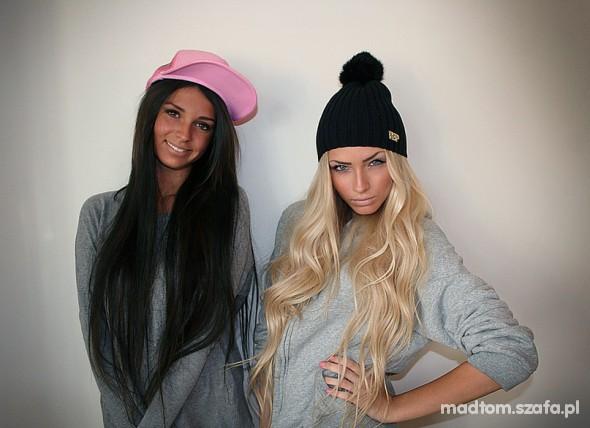 Brunetka czy blondynka...