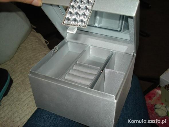 Pozostałe Nowa szkatułka