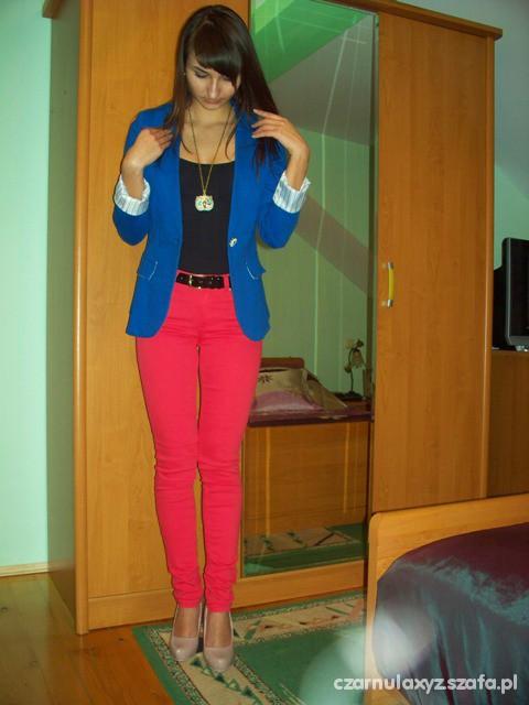 Mój styl Lady in Red